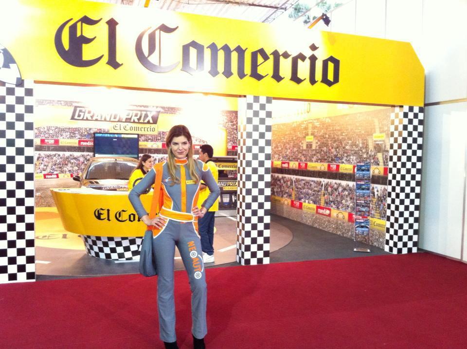 Beatriz Esquerro Ortega Neo Auto