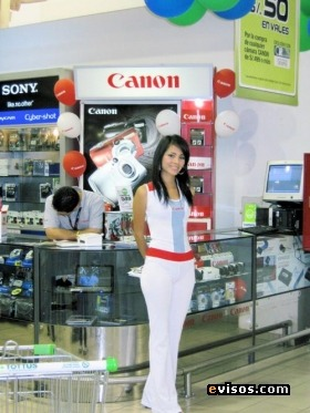 Canon Trajes Uniformes Ropa de Anfitrionas