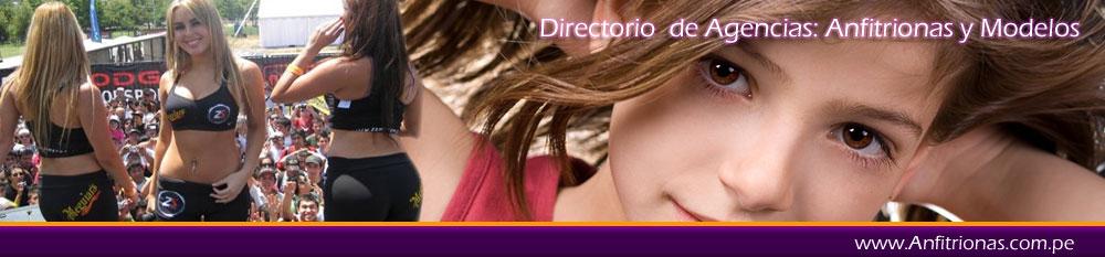 Directorio de Anfitrionas y Modelos