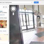 Anfitrionas en Google Street View